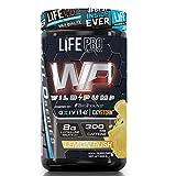 Life Pro Wild Pump 400g | Suplemento Deportivo Pre Workout en Polvo | Con Estimulantes | Fabricado En España (LEMON RUSH)