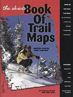 The Skier's Book of Trail Maps: United States and Canada