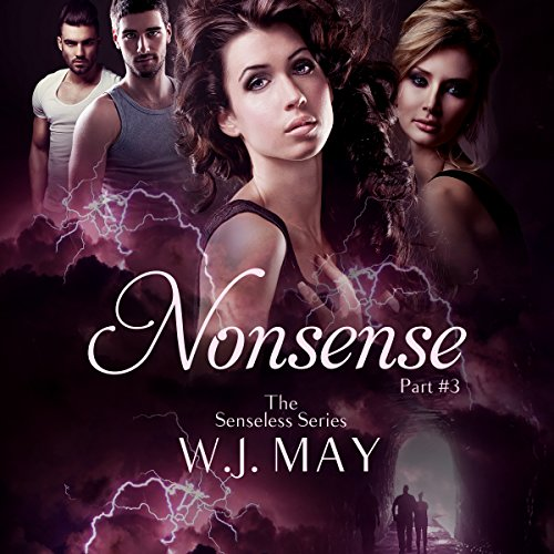 Nonsense: Supernatural, Superpowers, Radium Halos audiobook cover art