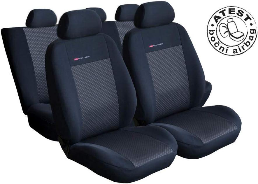 Seat Alhambra Ii 7 Sitze Ab 2010 Maßgefertigte Sitzbezüge Sitzbezug Schonbezüge Sitzschoner Auto