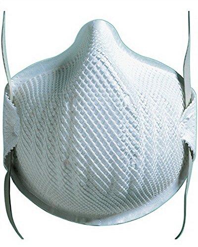 Protezione appannamento maschera 2400 FFP2NRD B, 10 x AGW-valore MOLDEX EN149:2001 + A1: 2009, 20 pcs