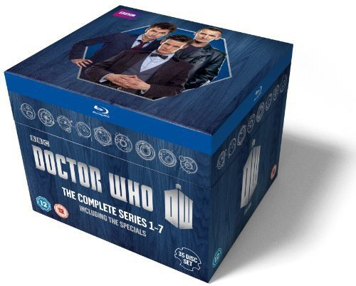 Complete Series 1-7 Box Set [Blu-ray]