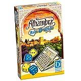 Queen Games 10535 Alhambra Roll & Write - Juego de cartas (en alemán)