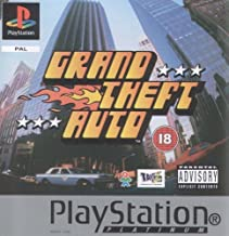 Playstation 1 - Grand Theft Auto