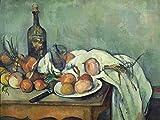 Artland Alte Meister Premium Wandbild Paul Cézanne Bilder