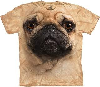 Kids Pug Face T-Shirt