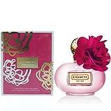 Çoäch Pŏppy Freešïa Blossom for Womén 3.4 oz Eau De Parfum Spray