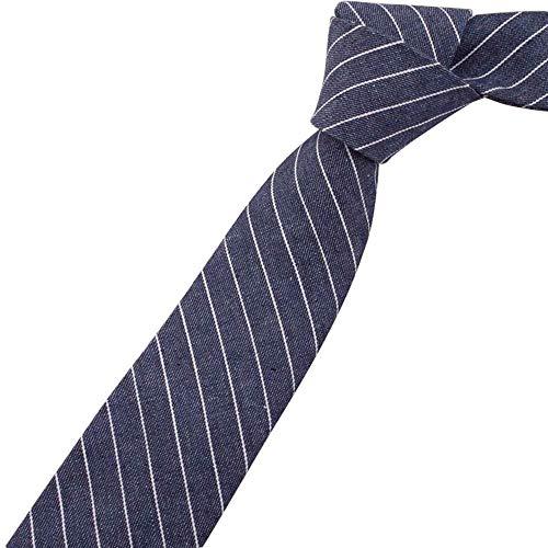 YYB-Tie Mode binden Pfeil-Art beiläufige Baumwolldruck-Krawatte Garngefärbtes Jacquard-Kleid benutzerdefinierte Men Floral Krawatte (Color : 5, Size : Gift Box)