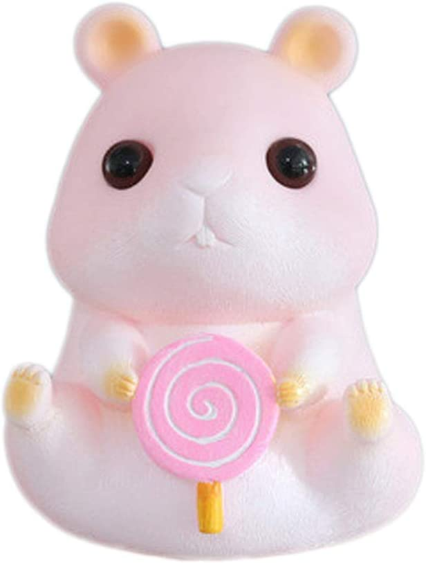 Piggy Year-end gift Bank Hamster Money High order Saving Little Cartoon Pigg Box