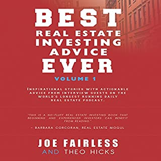 Best Real Estate Investing Advice Ever, Volume 1 audiobook cover art