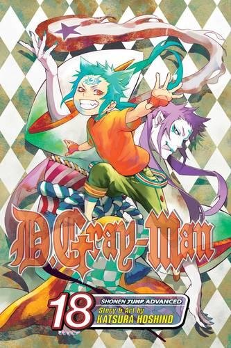 D GRAY MAN GN VOL 18 (C: 1-0-1)-