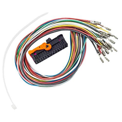 1x Reparatursatz Kabelbaum Kabelsatz Fahrzeugtür vorne oder hinten, links oder rechts
