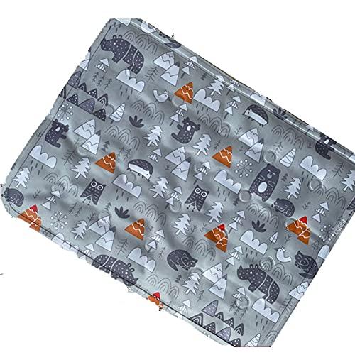 PetKids Tappetino rinfrescante per animali domestici, in gel non tossico, autoraffreddante, per animali domestici, 60 x 90 cm