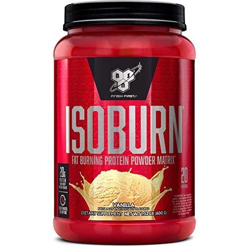 Quemador de grasa BSN Isoburn