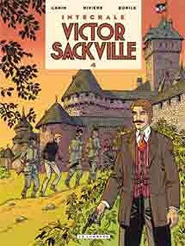 Intégrale Victor Sackville - tome 4 - Intégrale Victor Sackville 4