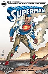 Superman v1 Before Truth