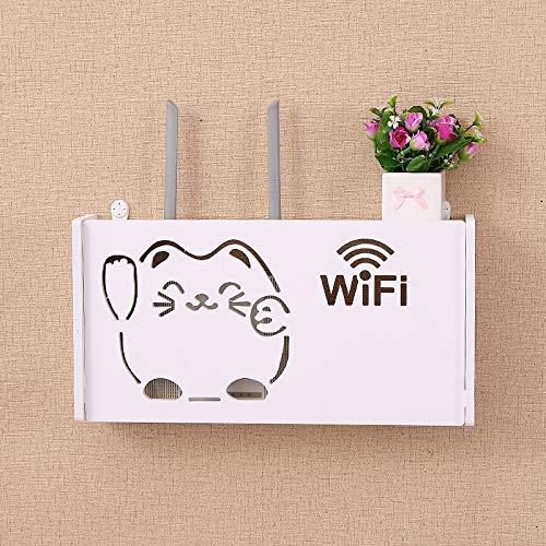 Onsinic WiFi Router inalámbrico Caja Almacenamiento