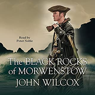 The Black Rocks of Morwenstow cover art