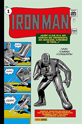 Iron Man 1. ¡Vive! ¡Camina! ¡Conquista!
