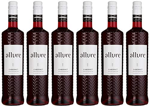 allure Cabernet Sauvignon Halbtrocken (6 x 0.75 l)
