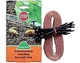 AGAINST SNAILS! Slug repellent band of copper, 16 meters