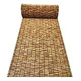 TMPP Estores Enrollable Bambu Interior Persianas de Caña Interior Ecological Sunshade Partition Curtain con Accesorios de Instalación, Decoración Interior/Exterior (80x210cm/32x83in) Personalizable