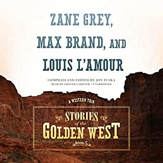 Stories of the Golden West cover art