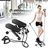 Youwise Swing Stepper con Fitness Sport Mini Side Twister Computer Expander...