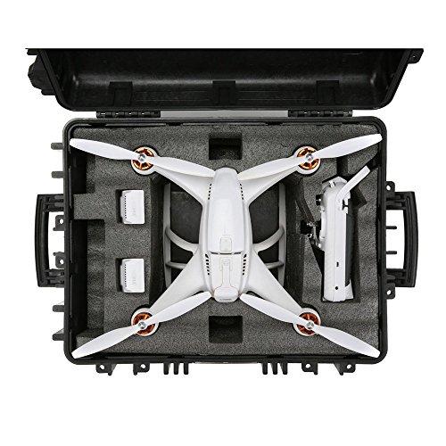 Blade Chroma 4K Copter Kofferset mit Zweitakku C-GO3 Kamera St10+ Koffer RTF