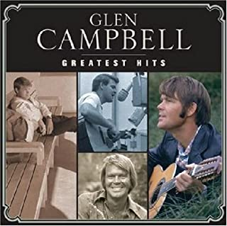Guitarist Glen Campbell