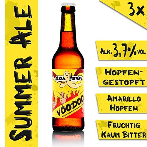 Zombräu Craft Beer Probierpaket - 12 x 0,33l Bier Set - In Handarbeit gebraute Biersorten mit einzigartigem Geschmack - Zum Bier Tasting oder als perfekte Geschenkidee - 2