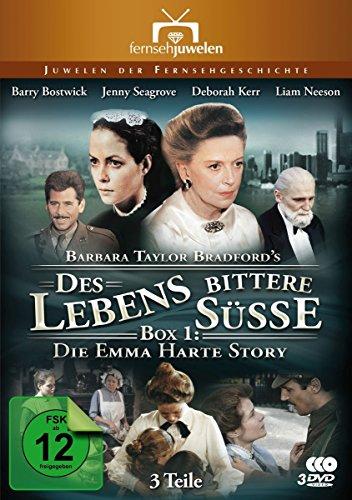 Box 1: Der Aufstieg der Emma Harte (3 DVDs)