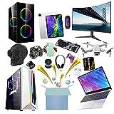 RTEY Mystery Box (Electronic Equipment) Ottimo Rapporto qualità-Prezzo! Ultimo Telefono Cellulare, Computer, Drone, Tutto è Possibile, indovina Cosa puoi Ottenere