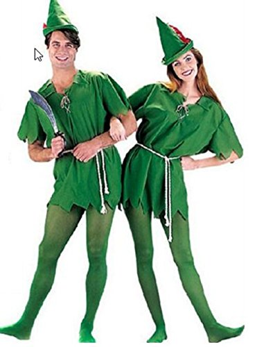 Adulte Peter Pan Costume Halloween costume cosplay (japon importation)