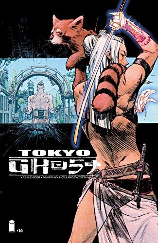 Tokyo Ghost #10 (English Edition)
