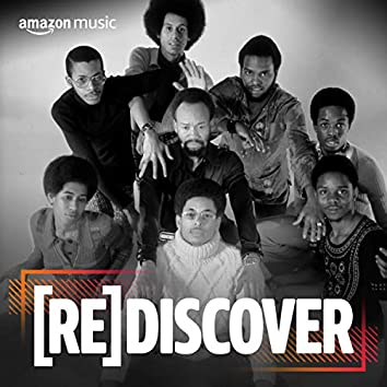 REDISCOVER Earth, Wind & Fire