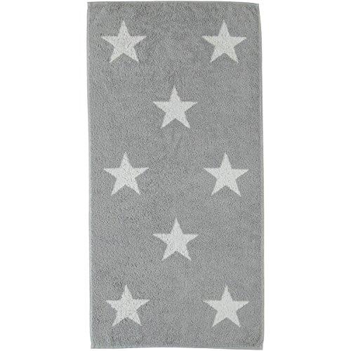 Cawö Home Big Stars 524 handdoek 50x100 cm