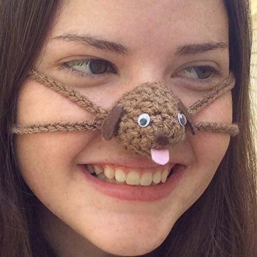 Aunt Marty's Nose Warmers Il Licker Dog originale