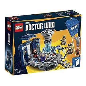 © 2015 The LEGO Group / Amazon.co.jp - レゴ アイデア ドクター・フー 21304