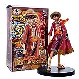 EASTVAPS Figura de One Piece de animación de Juguete Luffy con...