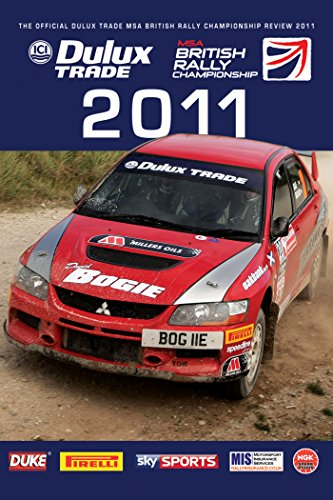 British Rally Championship Review 2011