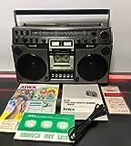 美品 AIWA アイワ TPR-820 昭和レトロ ラジカセ 日本製 超レア ステレオラジオ ラジカセ レコーダー/オーディオ/AM FM