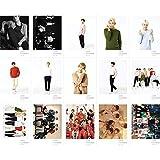 Xianhuzhenzhen 45 Blätter HD Bilder Unterstützung Klein Karten für Ventilatoren Kpop Bts Love...