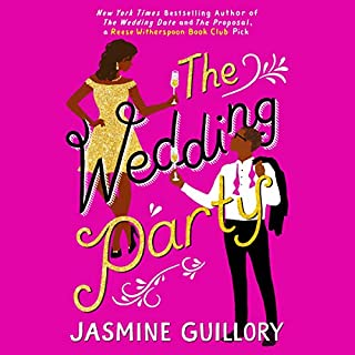 The Wedding Party                   Written by:                                                                                                                                 Jasmine Guillory                               Narrated by:                                                                                                                                 Janina Edwards                      Length: 9 hrs     Not rated yet     Overall 0.0