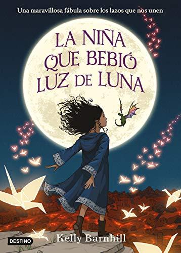 La niña que bebió luz de luna (Isla del Tiempo)