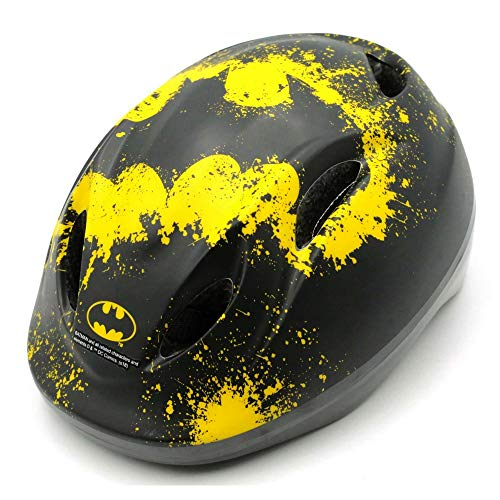 Guizmax Helm Kind Batman Fahrrad Kind