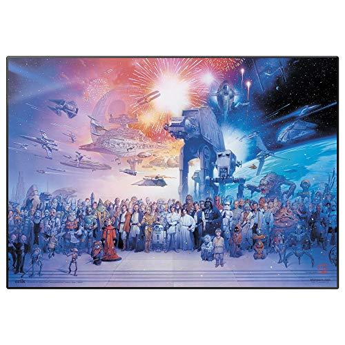 ERIK TSEH371 - Vade escolar Star Wars Legacy (34 x 49 cm)