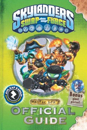 Skylanders Swap Force: Master Eon's Official Guide [With Poster] (Skylanders Universe)