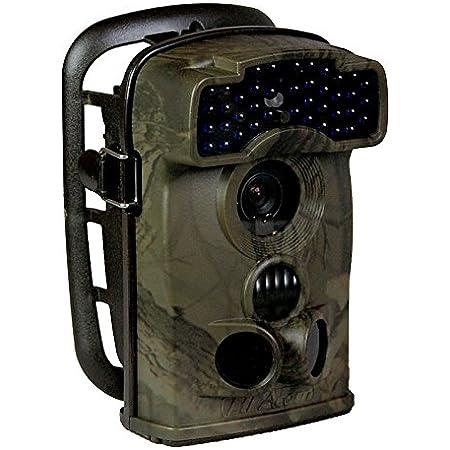 AODIAN Telecamere per Fauna Selvatica 12MP 1080P HD Trail Game Motion Activated Visione Notturna a infrarossi Scouting Impermeabile per la Sicurezza Domestica e Allaperto
