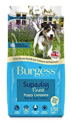 28 Percent protein for young growing muscles Smaller nuggets specially created for smaller mouths and teeth All the protiens and vitamins your dog needs Fortified with calcium for your puppy's growing bones and teeth Natural antioxidants to help deve...